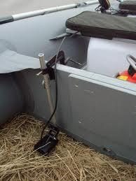 Установка эхолота на лодку-правильная установка датчика эхолота