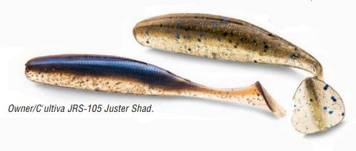 Owner/C'ultiva JRS-105 Juster Shad